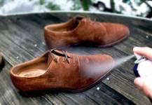 6 Mẹo Bảo Quản Giày Da Lộn Nam Vào Mùa Đông