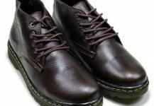 Cách chọn giày da cao cổ nam