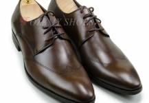Cách nhận biết giày tây nam da thật và da giả