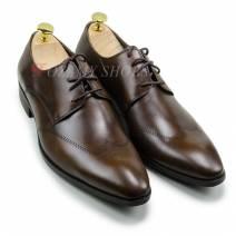 Giày công sở buộc dây (206Y8)