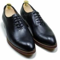 Giày buộc dây cao cấp màu đen (3351D)
