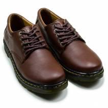 Giày Dr thấp cổ màu nâu (688N)