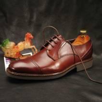 Giày tây nam Derby màu coffee (21817ND)