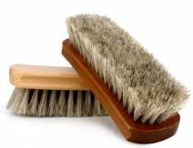 Bàn chải gỗ sồi lông ngựa (001)