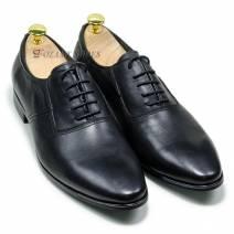 Giày Tây Nam Buộc Dây Da Trơn (8819)