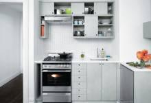 Phòng bếp đẹp cho nhà hẹp