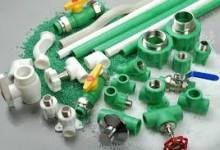 Hệ thống nước sing hoạt - Vật liệu ống