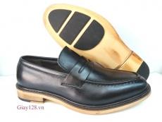 Giày da nam Hàn Quốc NQ500