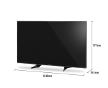 Smart Tivi Panasonic TH-55EX600V - 55 inch, 4K - UHD (3840 x 2160)