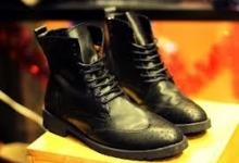Giày da nam đẹp 2014