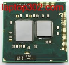 CPU LAPTOP CORE I3 330M - 350M - 370M - 380M