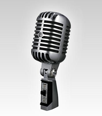 Series II Iconic Unidyne Vocal Microphone 55SH