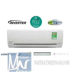 PANASONIC 1,5HP INVERTER PU12TKH-8 model 2017