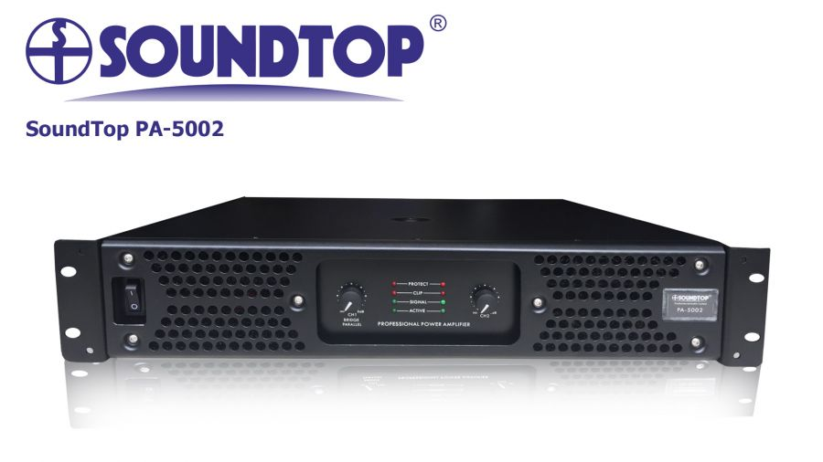 MAIN POWER SOUNDTOP PA5002