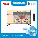 Smart Tivi Voice Search 32 inch Asanzo model 32S53