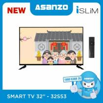 Smart-Tivi-Voice-Search-32-inch-Asanzo-model-32S53