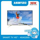 SMART TIVI ASANZO 40″ – 40AS350 (New 2020)