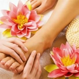 Massage chân để bảo vệ sức khỏe