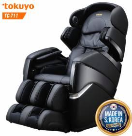 Ghế massage Tokuyo TC-711 3D Zerogravite