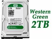 Ổ cứng gắn trong Western GREEN 2TB WD20EZRX
