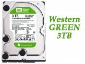 Ổ cứng gắn trong Western GREEN 3TB WD30EZRX