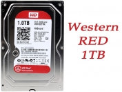 Ổ cứng Western Red 1TB WD10EFRX