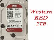 Ổ cứng Western Red 2TB WD20EFRX