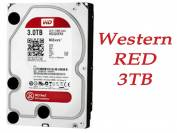 Ổ cứng Western Red 3TB WD30EFRX