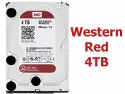 Ổ cứng Western Red 4TB WD40EFRX