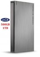 Ổ cứng di động LaCie PORSCHE DESIGN 500GB 1TB