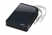Box ổ cứng HDD BUFFALO 2.5 USB 2.0 có dây nẹp