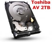Ổ cứng gắn trong TOSHIBA 2TB DT01ABA200V