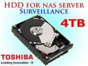 Ổ cứng TOSHIBA Surveillance 4TB MD03ACA400V