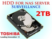 Ổ cứng TOSHIBA Surveillance 2TB MD03ACA200V