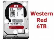 Ổ cứng Western Red 6TB WD60EFRX