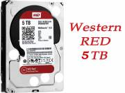 Ổ cứng Western Red 5TB WD50EFRX