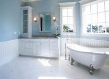 Những gam màu tuyệt vời để làm mới phòng tắm