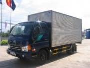 Xe tải Hyundai thùng 6m2 HD65 2,5 tấn