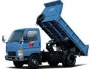 Ô tô tải tự đổ HYUNDAI HD72 3,5TẤN