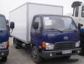 Xe tải Hyundai HD65 thùng kín 1,75 Tấn