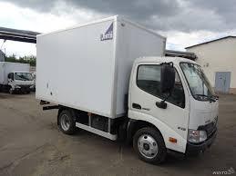 Xe tải Hino 1.9 Tấn thùng kín