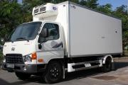 Xe đông lạnh Hyundai 2.5 tấn, 3.5 tấn