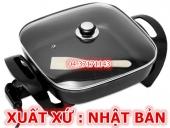 NỒI LẨU ĐIỆN CAO CẤP NHẬT BẢN NBF-565H1