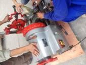 Máy tiện Ren ống - Hangzhou 02