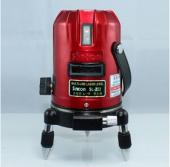 Máy cân mực  Laser 5 tia Sincon SL-222