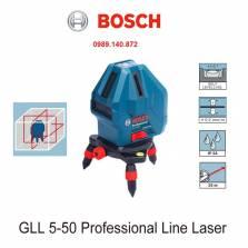 MÁY CÂN MỰC LASER GLL5-50 BOSCH