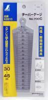 Thước đo khe hở 30-45mm shinwa