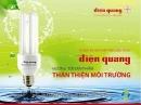 ổ cắm, bóng đèn Điện Quang