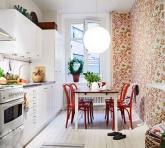 Bộ sưu tập giấy dán tường phòng ăn