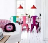 Tô điểm không gian sống bằng những chiếc ghế
